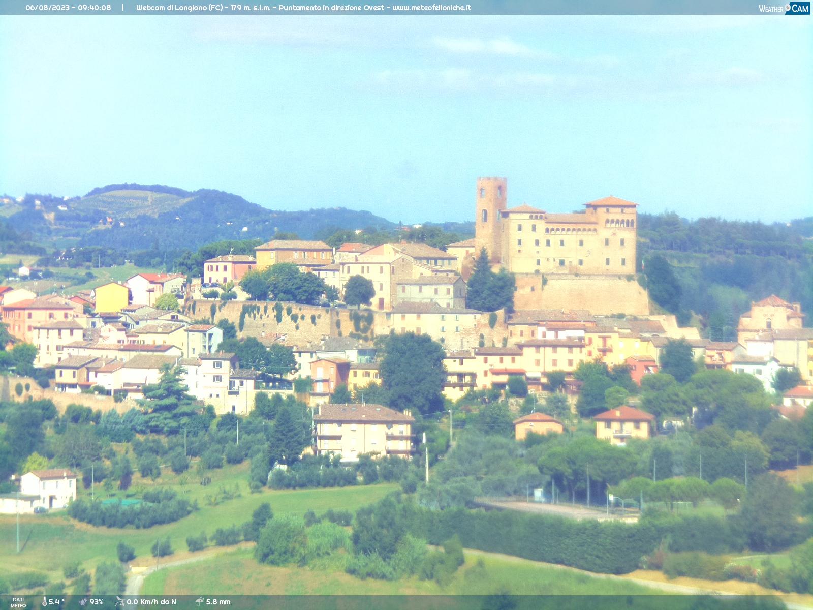 webcam Longiano